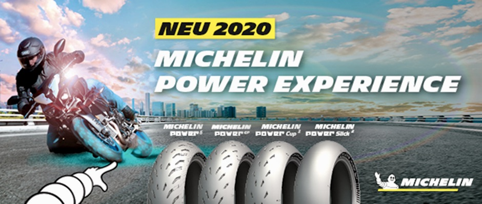 Michelin PowerExperience